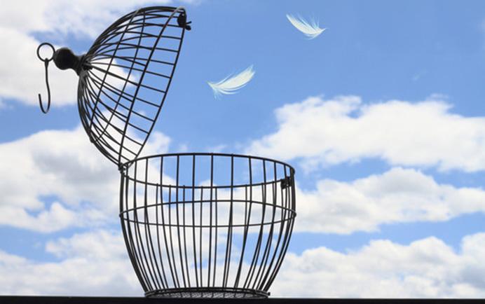 Libertatea de a gândi pozitiv!