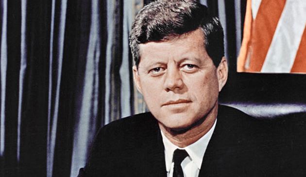 Legea vieții în viziunea lui John F.Kennedy