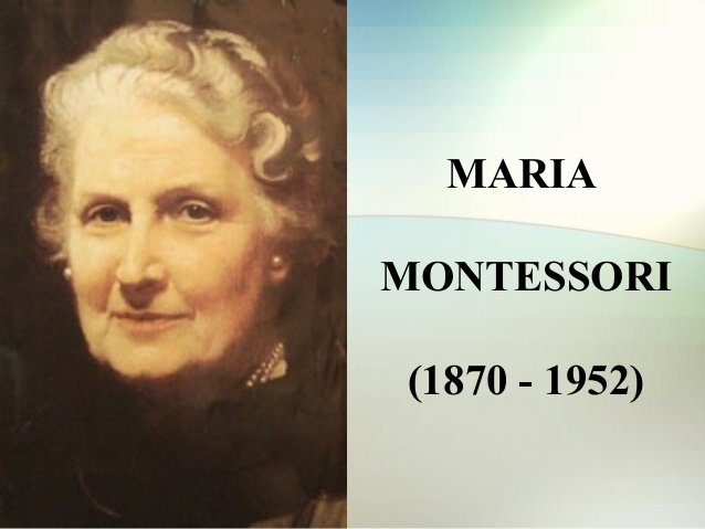 Maria Montessori despreCopii!