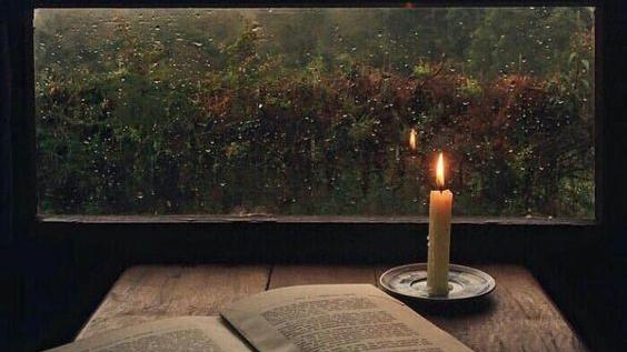 Liniștea și ploaia…..