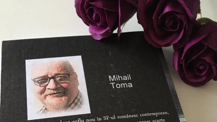 Mihail Toma, autorul cu un nou suflu în SF-ul românesccontemporan!