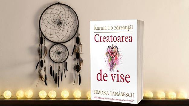 """Citind-o pe Simona Tănăsescu. Cartea """"Creatoarea devise""""!"""