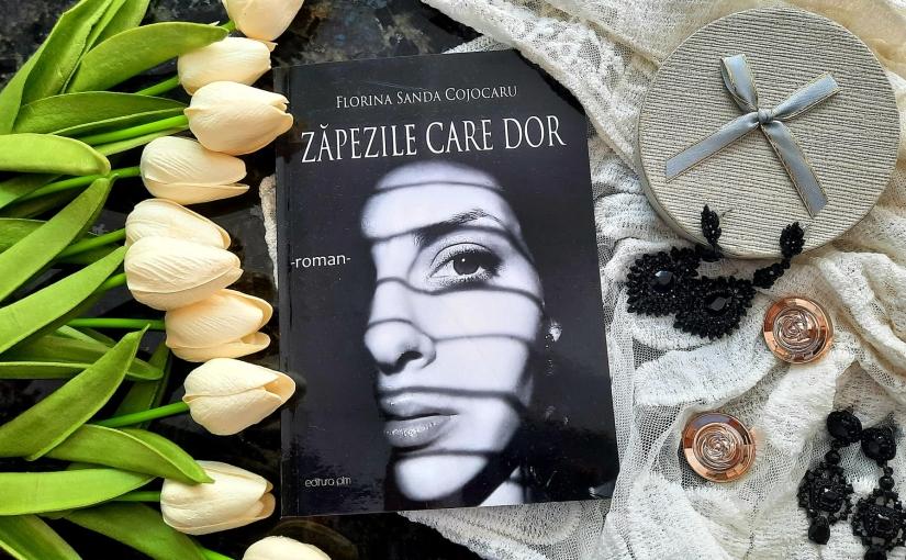 """Citind-o pe Florina Sandra Cojocaru. Cartea """"Zăpezile caredor""""!"""